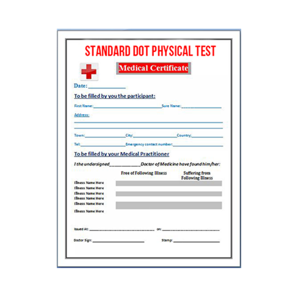 STANDARD-DOT-PHYSICAL-TEST-EXAM