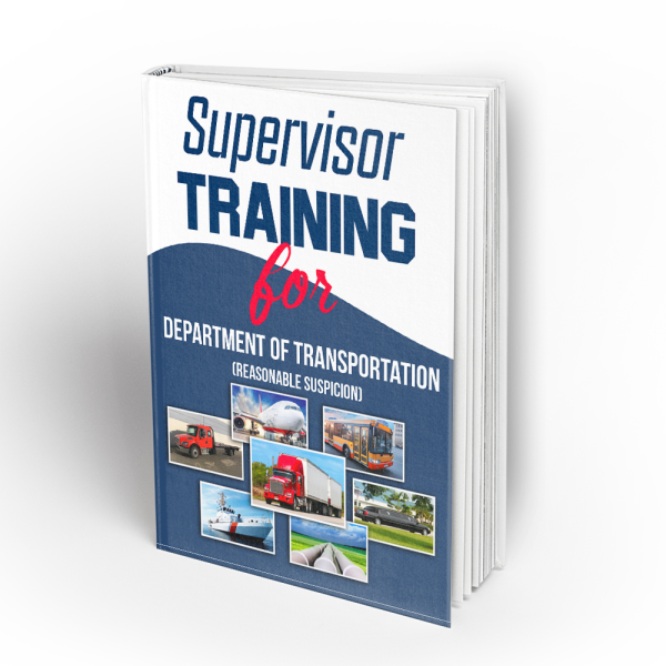 DOT Supervisor-Training